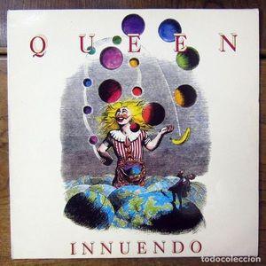 🎁 NWT Queen Innuendo Vinyl